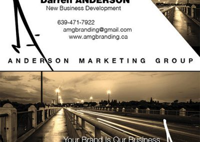 Anderson Marketing Group - Business Cards