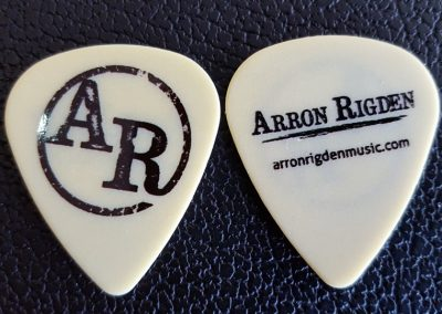 Arron Rigden - Guitar Pics