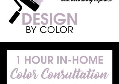 DesignByColor - Gift Certificates