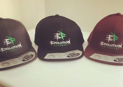 Evolution Fitness - Hats