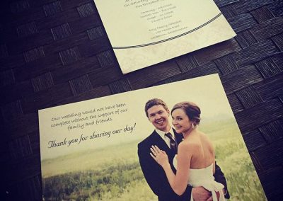 Jennifer Meakin - Wedding Printing