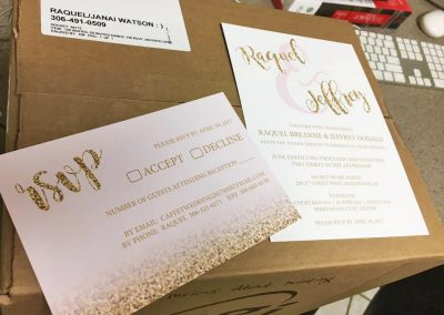 Raquel Caffet - Wedding Printing