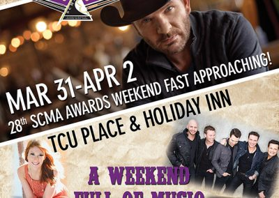 SCMA Awards - Advertisement