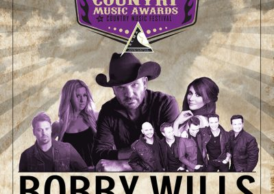 SCMA Awards - Program Cover