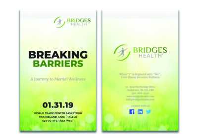 Breaking Barriers - 2019 Program
