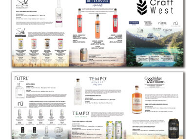 CraftWest Sales - Catalogue