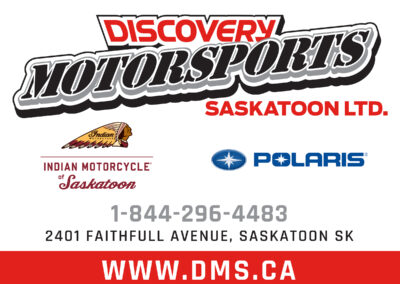 Discovery Motorsports 18x24 Yard Signs