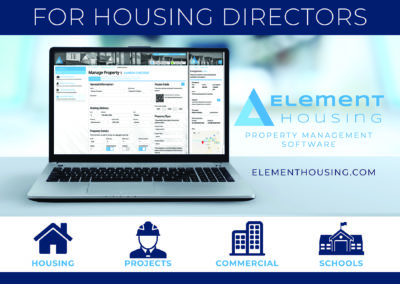 Element Housing - Banner Display
