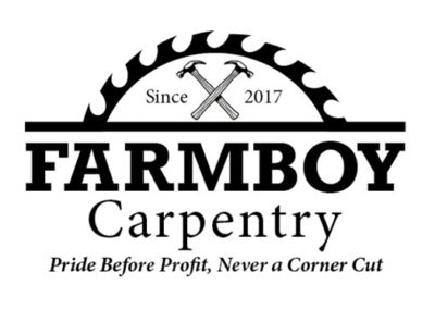 Farmboy Carpentry - Carpenter
