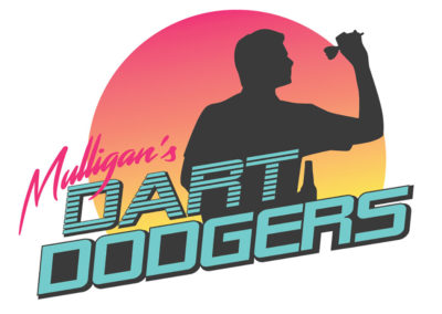 Mulligan's Dart Dodgers - Dart Team
