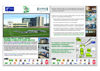 PR Hotels - Sell Sheet
