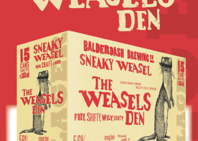 SneakyWeasel - Posters